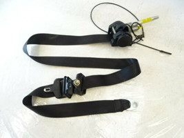 2000 Mercedes R129 SL500 seat belt, left black 1298600332 - $93.49