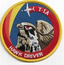 USAF 86TH FLYING TRAINING SQ PATCH 'T-1A HAWK DRIVER' SWIRL NEW!!! - $11.87