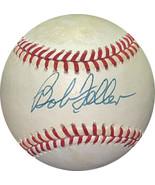 Bob Feller signed ROAL Rawlings Official American League Baseball minor ... - $59.95