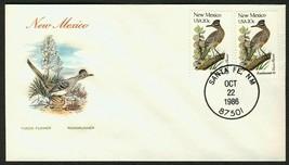 New Mexico-Yucca Flower & Roadrunner, HF-Sealed Flap **ANY 4=FREE SHIPPI... - $1.00