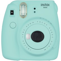Fujifilm Instax Mini 9 Instant Camera (ice Blue) FDC16550643 - $86.38