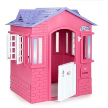Little Tikes Cape Cottage House, Pink - Pretend Playhouse with Working Doors, Wi - $159.38