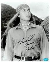 Michael Ansara autographed 8x10 photo Image #2 - $49.00