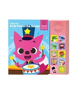 Pinkfong Kids' Favorite Songs Sound Book - $28.09