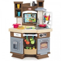 Cooking Set For Kids Children Home Indoor Kitchen Pretend Playset Gift T... - $168.25