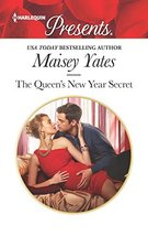 The Queen's New Year Secret (Princes of Petras) Yates, Maisey - $1.49