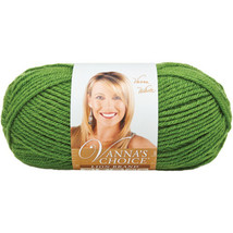 """Vanna's Choice Yarn-Kelly Green, Set Of 3"" - $14.99 CAD"