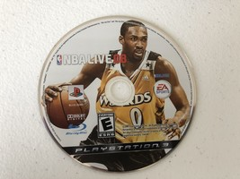 NBA Live 2008 - PS3 - Cleaned & Tested - $4.85