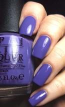 OPI Hawaii LOST MY BIKINI IN MOLOKINI Violet Purple Crem Nail Polish Lac... - $8.44