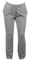 Bench Adhesivo Pantalón Mujer Algodón Elástico Sweats Pantalones de Chándal Gris image 1
