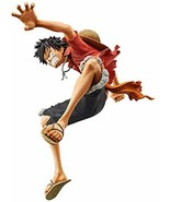 Banpresto Authentic One Piece Stampede Movie King of Artist The Monkey D... - $34.79