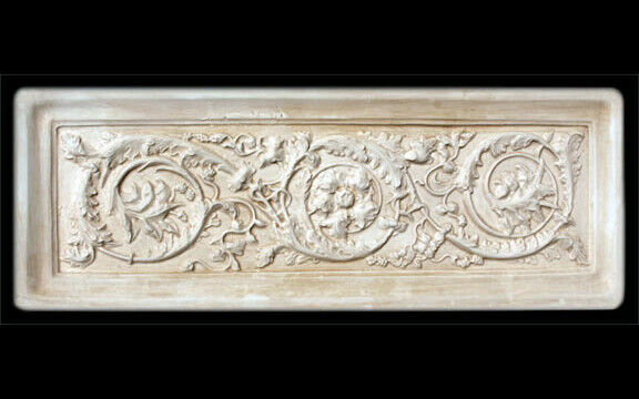 Primary image for Decorative Greek Roman Hellenistic Scrolls Sculpture Frame plaque