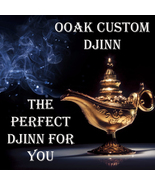 $195 W AUTO DISCOUNT YOUR PERFECT OOAK DJINN & ALIGNMENT DJINN LIMITED O... - $557.00