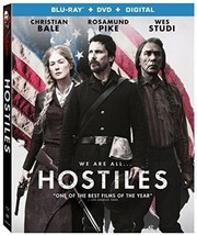 Hostiles [Blu-ray+DVD+Digital, 2018]