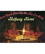 33 1/3 RPM record, HALFWAY HOME (The Woodettes - Willia, Joyce, Shirley ... - $12.50