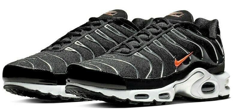 Details about Mens NIKE AIR MAX PLUS TN SE Black Trainers Sneakers size 13 CD1533 001 New