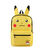 Pokemon backpack schoolbag daypack yellow pikachu thumbtall