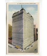 Book Cadillac Hotel, Detroit, Michigan - $1.99