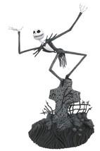 Diamond Select The Nightmare Before Christmas Jack Skellington PVC Figur... - $43.59