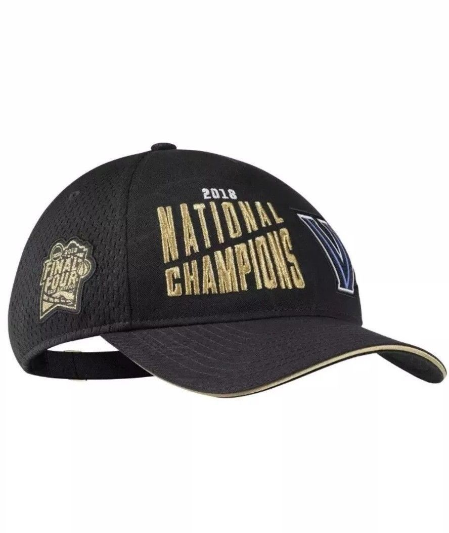 84b76ca7b6c NIKE 2018 Villanova Wildcats NCAA Basketball Champions Hat Cap Locker Room  NWT -  26.17