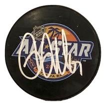 Rickard Rakell Autographed Hand Signed 2018 ALL-STAR Hockey Puck Ducks w/COA - $24.99