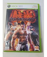 Tekken 6 - Xbox 360 Video Game CIB Complete 2009 - $14.80