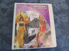 NOS Social Studies Home School Analyzing Visual Primary Sources  World W... - $34.71