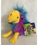 "ZOMBIE PETS 7""INCH PLUSH NIGEL HITCHSQUAWK & APP CODE NWT - $12.86"