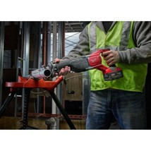 Cordless Reciprocating Saw 18 Volt Lithium Ion Keyless Variable Speed To... - $128.35