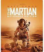The Martian [Includes Digital Copy] [ Extended Edition ] [Blu-ray]  [Ste... - $58.39
