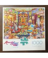 Buffalo Games Aimee Stewart Curiosity Shop 1000 Piece Jigsaw Puzzle - $10.05