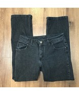 Lee Riders Womens Jeans Size 12P Cotton Stretch Denim Med Wash Casual   - $30.23