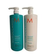 Moroccanoil Extra Volume Shampoo & Conditioner 33.8 OZ each - $84.39