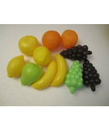 Fruit Lot A5 Realistic Fake Play Food Pretend Kitchen Fun Stage Prop Hom... - $15.00