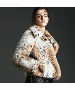 Bobcat Lynx Fur Coat strumna - $2,673.00