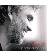 Amore by Andrea Bocelli Cd - $10.99