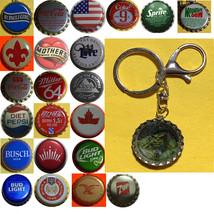 Hulk Coke Sprite Diet pepsi & more Soda beer cap Keychain image 1