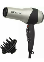 REVLON Professional Ionic Turbo Volumizing Hair Blow Dryer Blower with Diffuser - $19.79