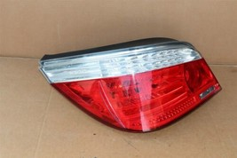08-10 Bmw E60 LCI Sedan 525i 530i 545i Taillight Tail Light Lamp Driver Left LH image 2
