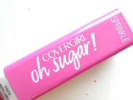 Sealed Covergirl Oh Sugar! Vitamin Infused Lip Balm - #8 SPRINKLE - $4.99