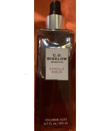 Bath and Body Works C.O. Bigelow Vanilla Birch Cologne Mist Free Ship LOW $ - $44.43