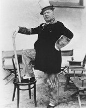 W.C. Fields B&W 16x20 Canvas Giclee - $69.99