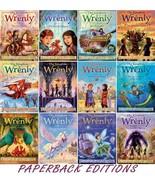 KINGDOM OF WRENLY Children's Fantasy PAPERBACK Series by Jordan Quinn Bo... - $60.99