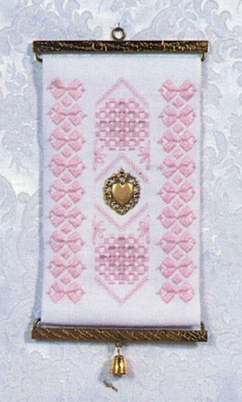 I Love Summer Hardanger Embroidery Seasonal Sampler Rosalyn Watnemo Book image 4