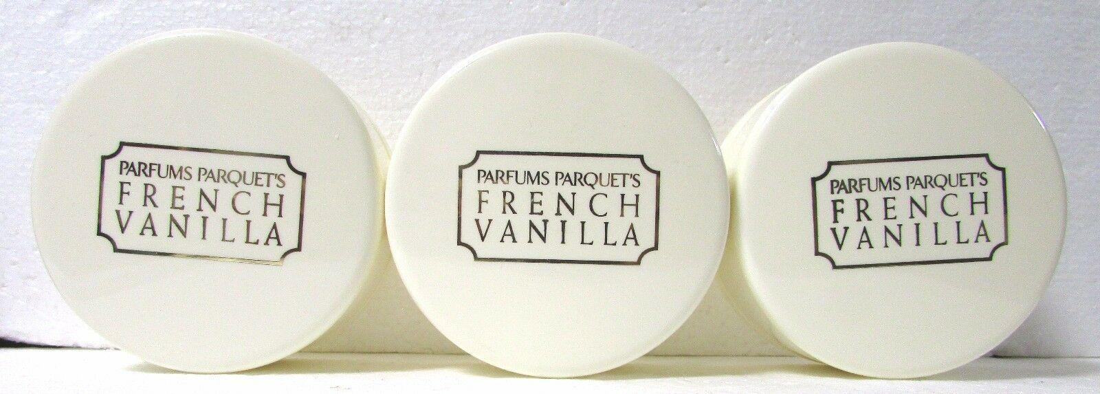 French Vanilla By Dana 1.75oz/49g Dusting Powder For Women (No Box) (Pack Of 3) - $27.61