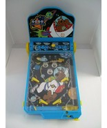 Scooby Doo Tabletop Pinball Battery Operated Tested Works - $34.64