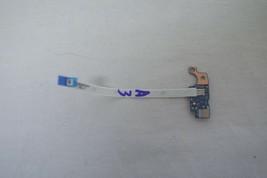 HP Notebook 15-BA083NR Power Button Board, NBX00020I00 - $11.88