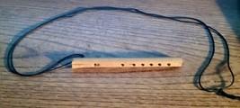 "Handmade Professional Wooden Flute Whistle 3 1/2"" Long - $24.75"