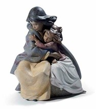 Lladro Sale Porcelain SISTERLY Love 010.12539 Worldwide Shipping - $600.99