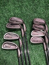 King Cobra II Oversize 3, 4, 5, 6, 7, 8, 9, PW Iron Set Steel, Right handed - $139.99